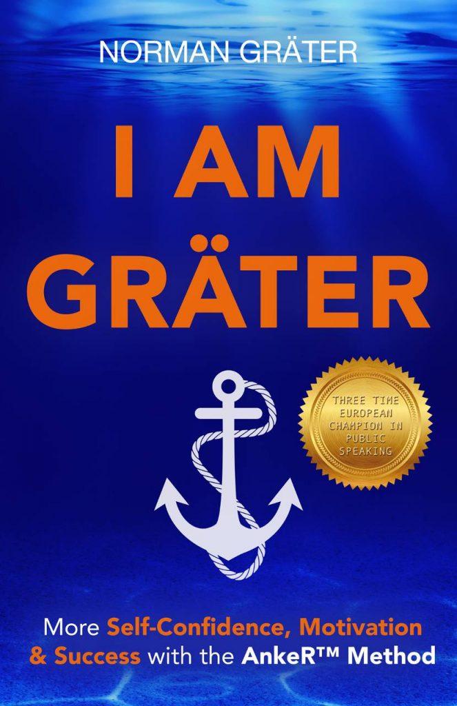 I am Graeter - Book Cover - Norman Gräter